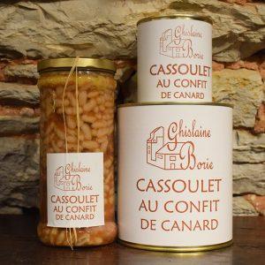 Cassoulet au Confit de Canard du Lot