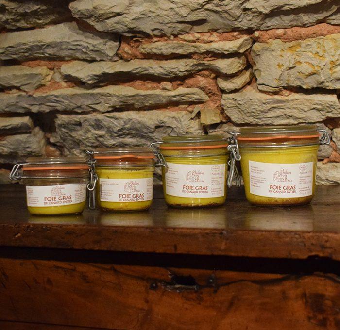 Foie Gras de Canard du Lot en Bocal