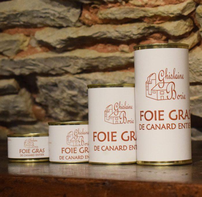 Foie Gras de Canard du Lot Entier - En boîte