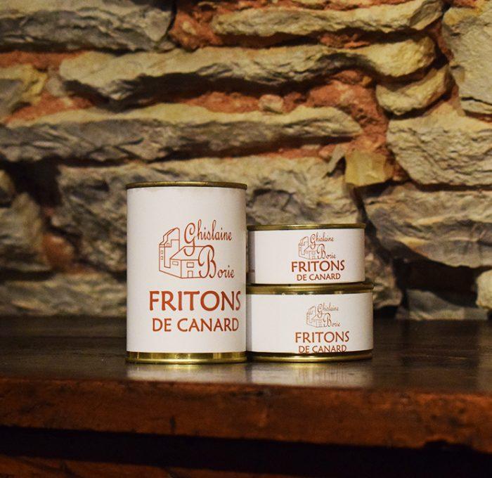 Fritons de Canard du Lot