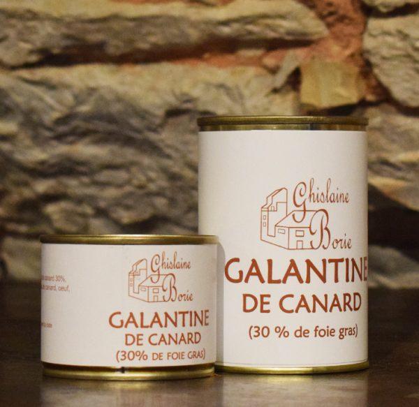 Galantine de Canard du Lot