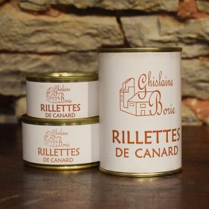 Rillettes de Canard du Lot