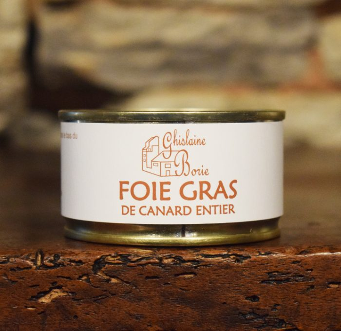 Foie Gras de Canard du Lot Ferme de Siffray - 2 parts - 100 gr