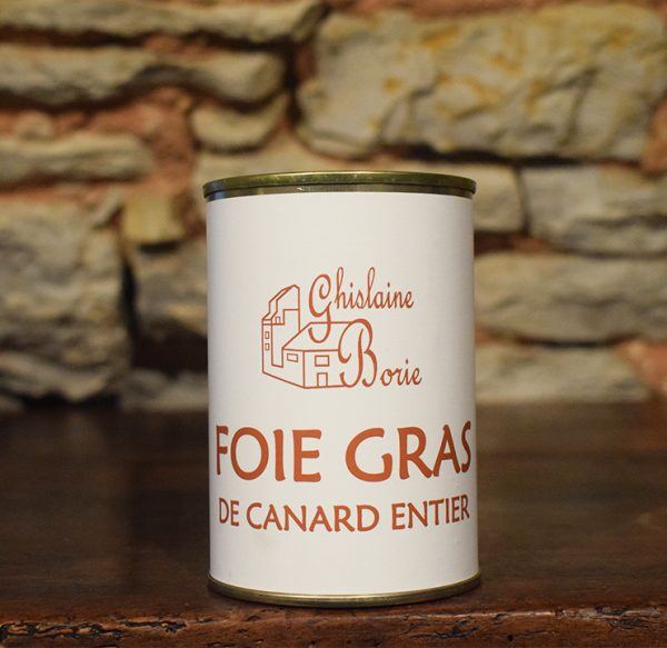 Foie Gras de Canard du Lot Ferme de Siffray - 7 parts - 340 gr