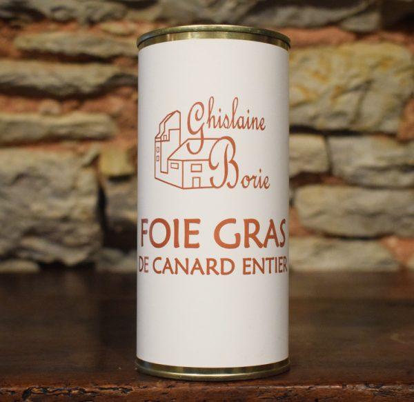 Foie Gras de Canard du Lot Ferme de Siffray - 10 parts - 475 gr
