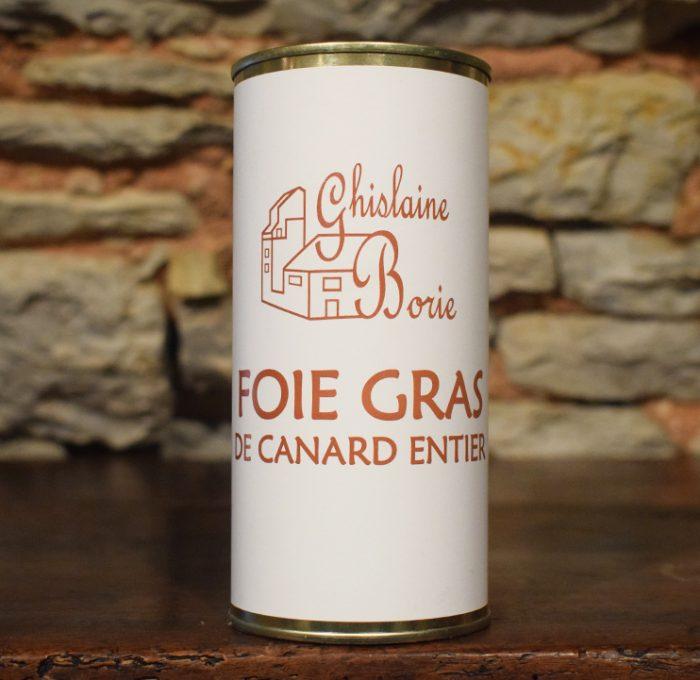Foie Gras de Canard du Lot Ferme de Siffray - 10 parts - 475 gr