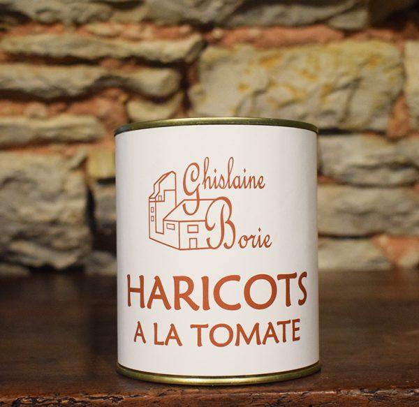 Haricots à la tomate du Lot - 3/4 parts – 750 gr