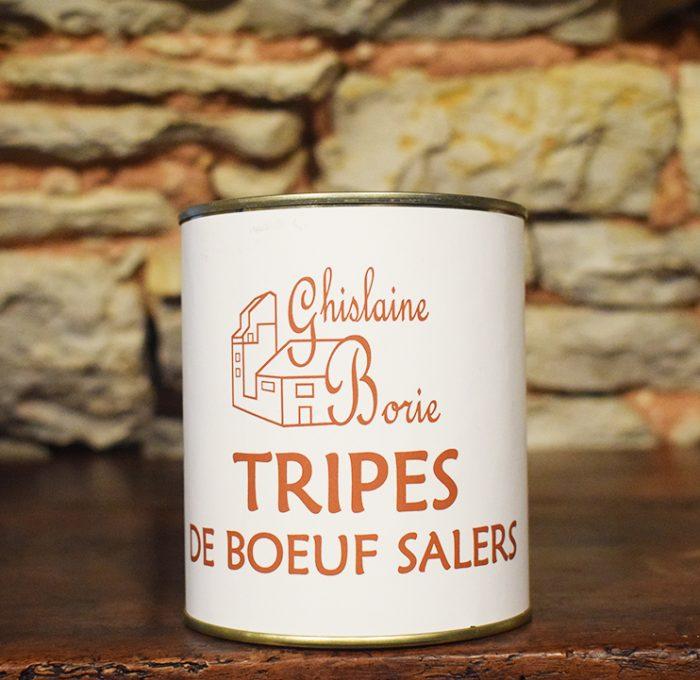 Tripes de Boeuf Salers - 2/3 parts – 500 gr