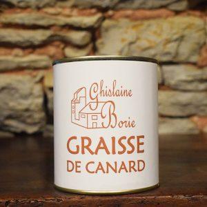 Graisse de Canard du Lot - 1 boîte – 750 gr