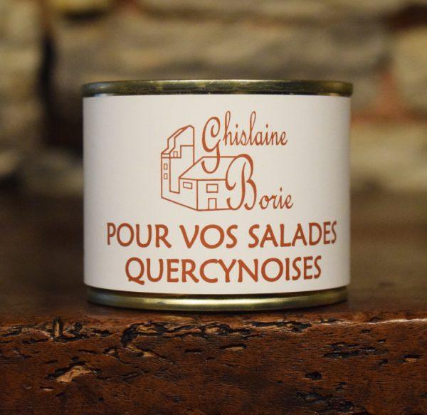 Pour vos Salades Quercynoises du Lot - 130 gr