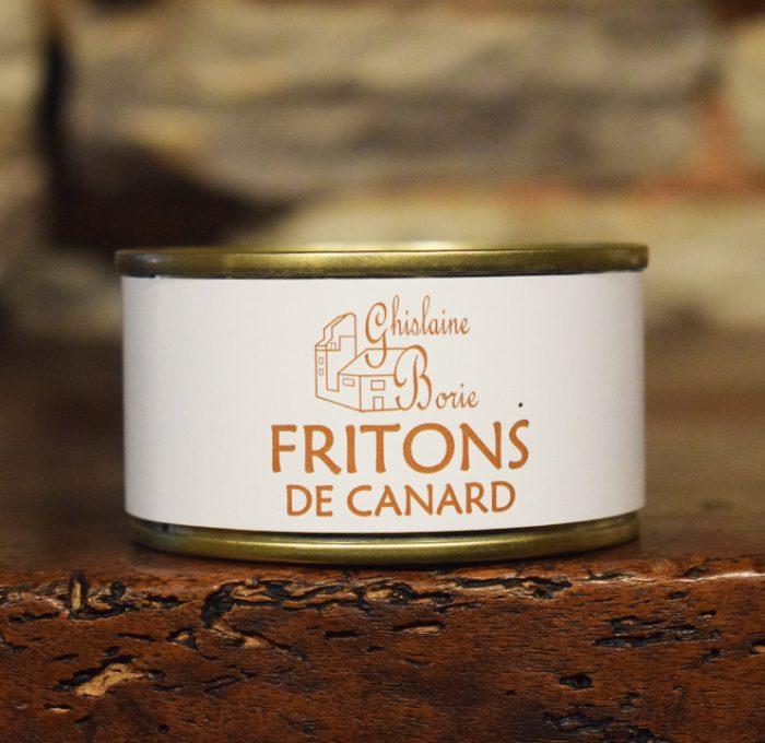 Fritons de Canard du Lot - 4/5 parts – 185 gr