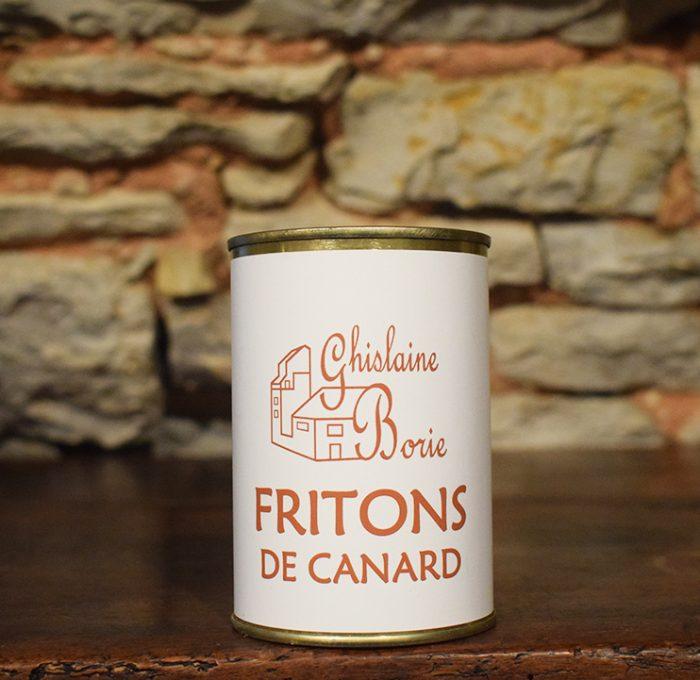 Fritons de Canard du Lot - 6/8 parts – 370 gr