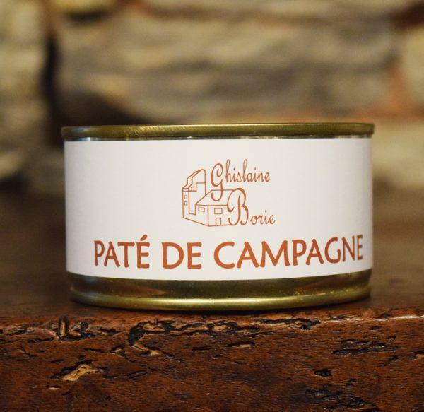 Pâté de Campagne du Lot - 4/5 parts – 185 gr