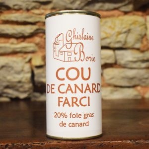 Cou de Canard du Lot Farci - 6/8 parts – 350 gr