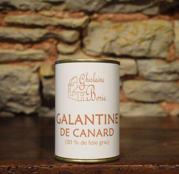 Galantine de Canard du Lot - 6/8 parts – 370 gr