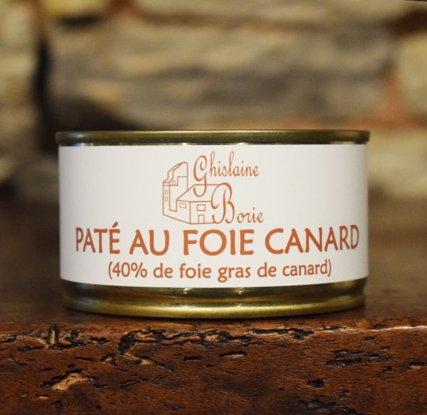 Pâté au Foie de Canard du Lot - 2/3 parts – 115 gr