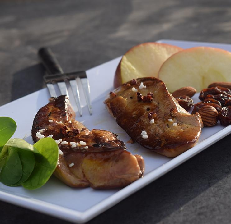 le foie gras frais cru foie gras ghislaine borie. Black Bedroom Furniture Sets. Home Design Ideas
