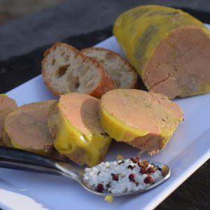 Foie Gras de Canard du Lot Mi-Cuit